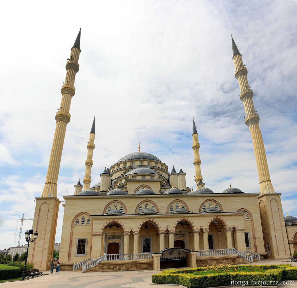 Грозный,экскурсия, Кавказ, Грозный, город республика, Чеченская Чечня, путешествие, Чечни Сердце Мечеть