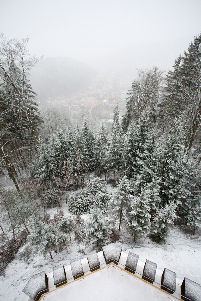 фото, фотографии, Карловы Вары, зима