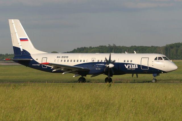 Нанижегородском заводе «Сокол» будет производиться заключительная сборка самолетов Ил-114
