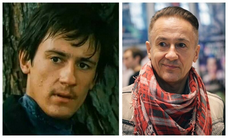 Как выглядят популярные советские актеры в своих первых фильмах и в наши дни
