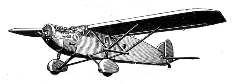 Силуэты итальянских самолетов (1939) 036