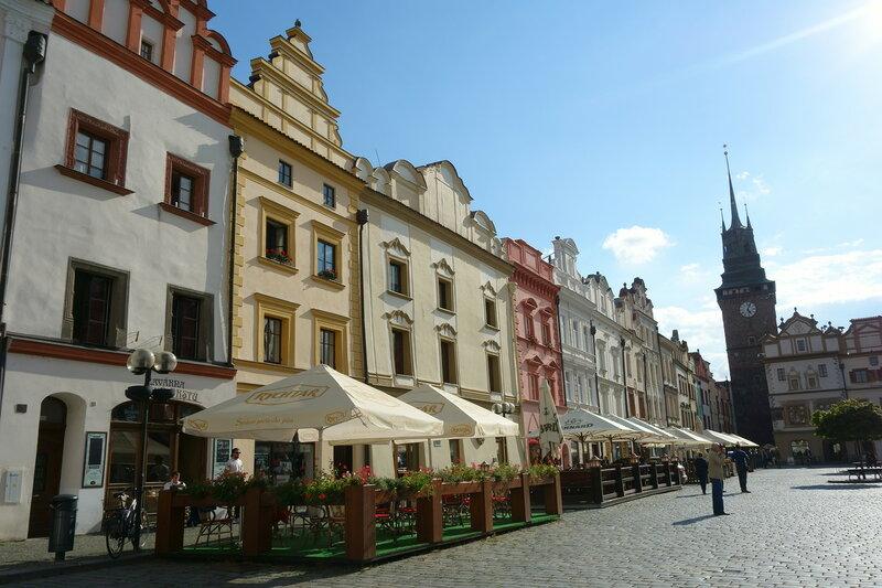 Путешествия: Пардубице. Чехия.