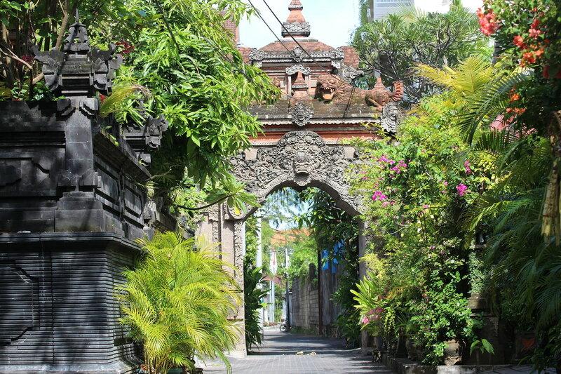 Как обустроен гостеприимный отель в Индонезии
