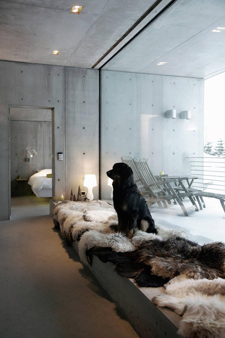 Дом на склоне в Норвегии