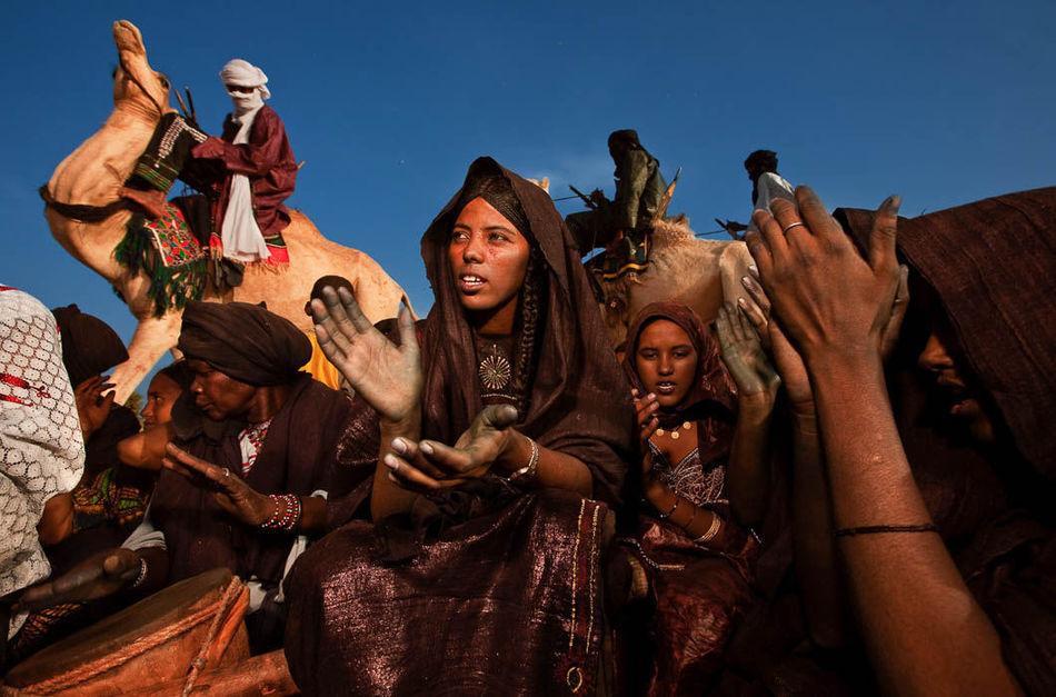 туареги народ фото иисус