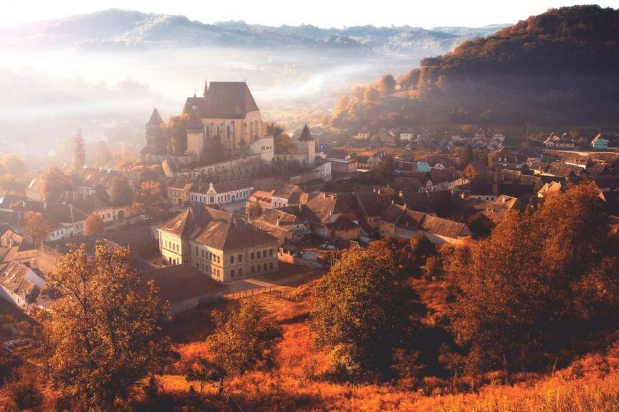 8. Бьертан, Трансильвания