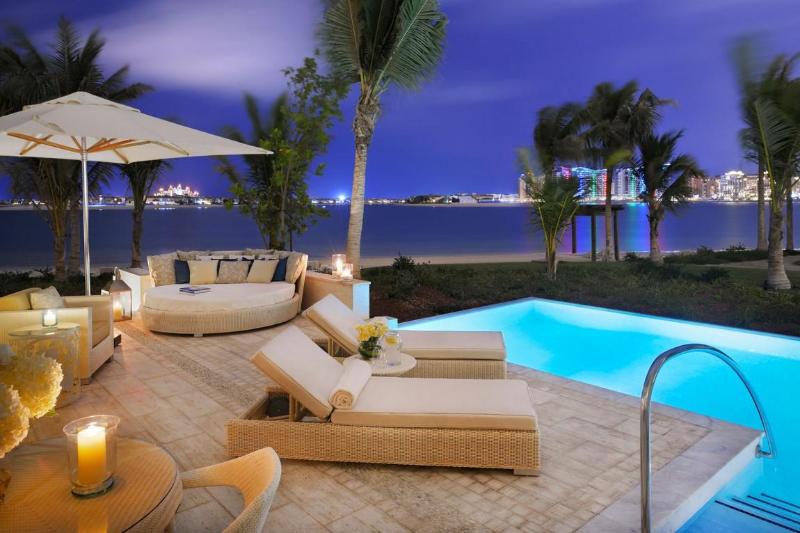Отель One & Only, The Palm в Дубае