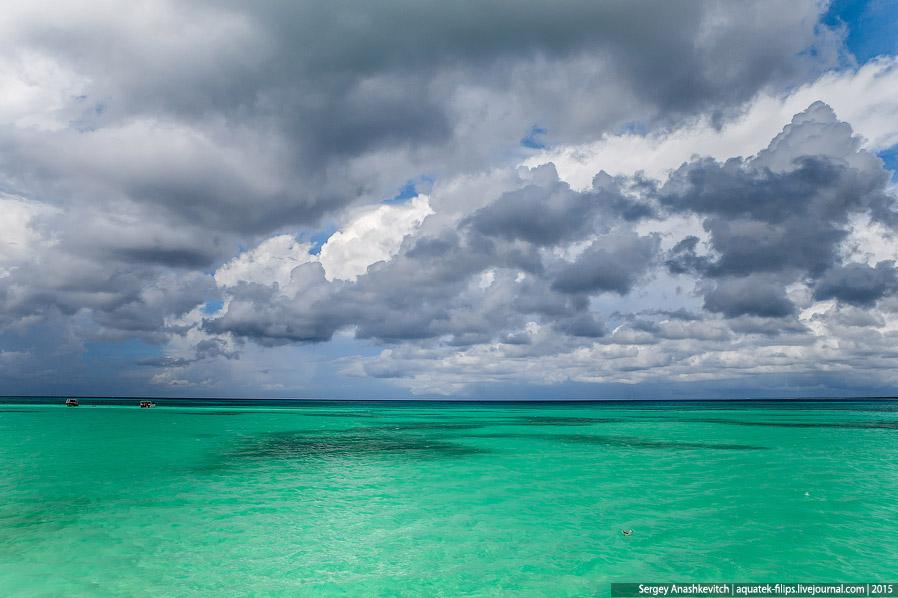21. Помимо пляжа со звездами, не менее привлекательным для туристов является тот самый пляж, гд