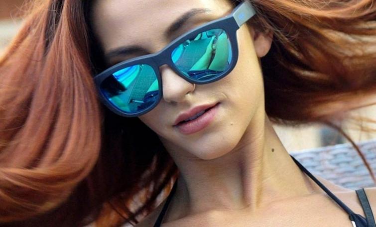 Zungle — очки, позволяющие слушать музыку через кости черепа (4 фото)