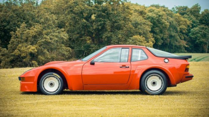 Один из 17-ти Porsche 924 Carrera GTR выставили на продажу