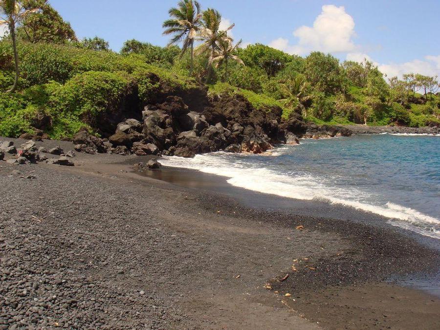 3. Пляж Кехена, Гавайи
