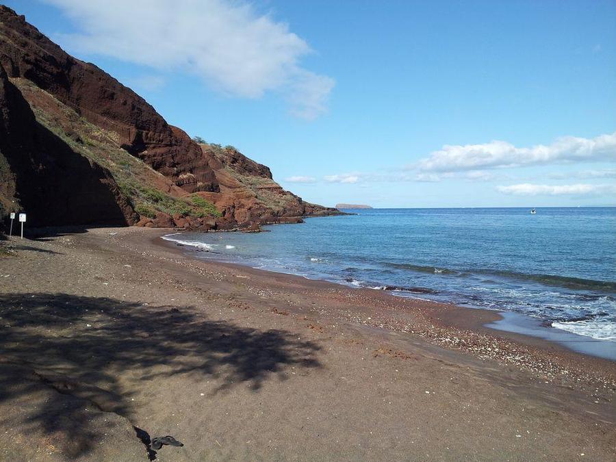 7. Пляж Онеули, Мауи