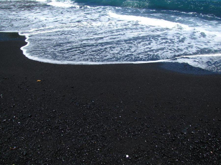 9. Пляж Вайянапанапа, Мауи