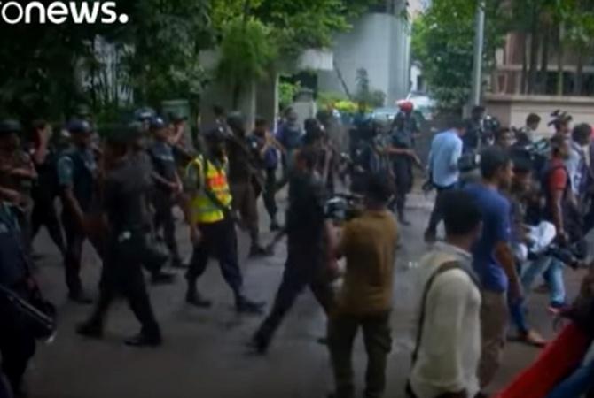 Доказана смерть 20 человек после нападения наресторан вБангладеш