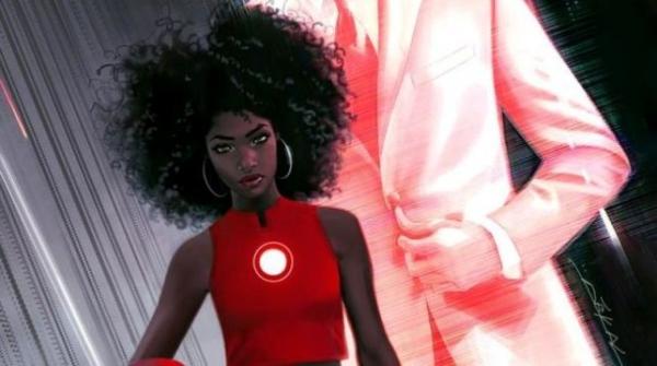 Новым Железным человеком Marvel будет 15-летняя темнокожая девушка