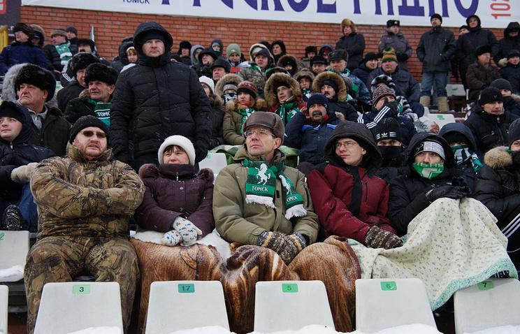«Томь»: разгружаем финансовую ведомость, срядом игроков расторгнуты договоры