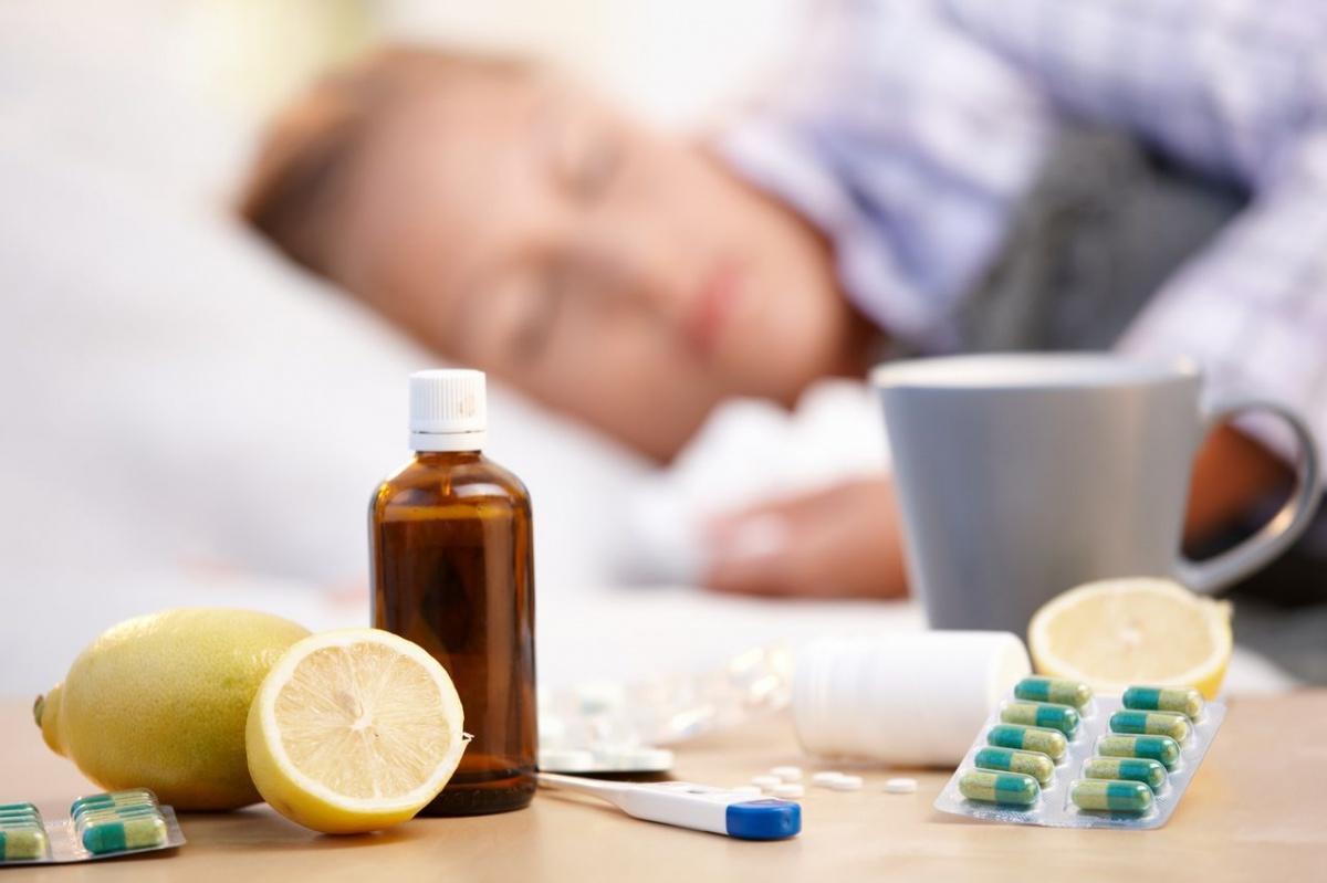 ВКурской области «ходит» гонконгский грипп