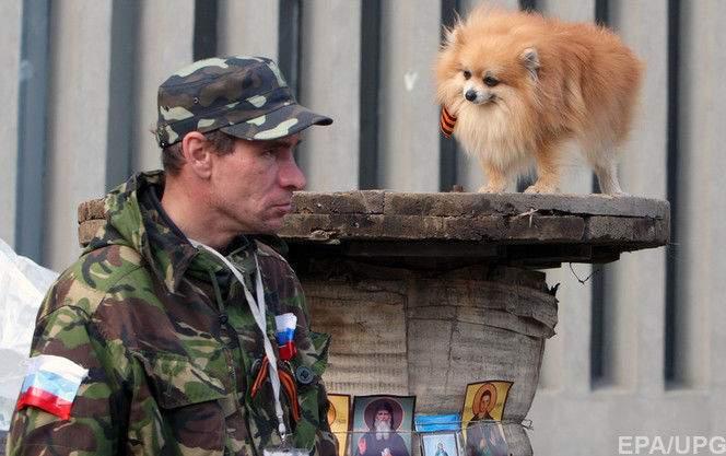 ИС: В «ДНР» создают собственный вариант гитлеровского Фольксштурма