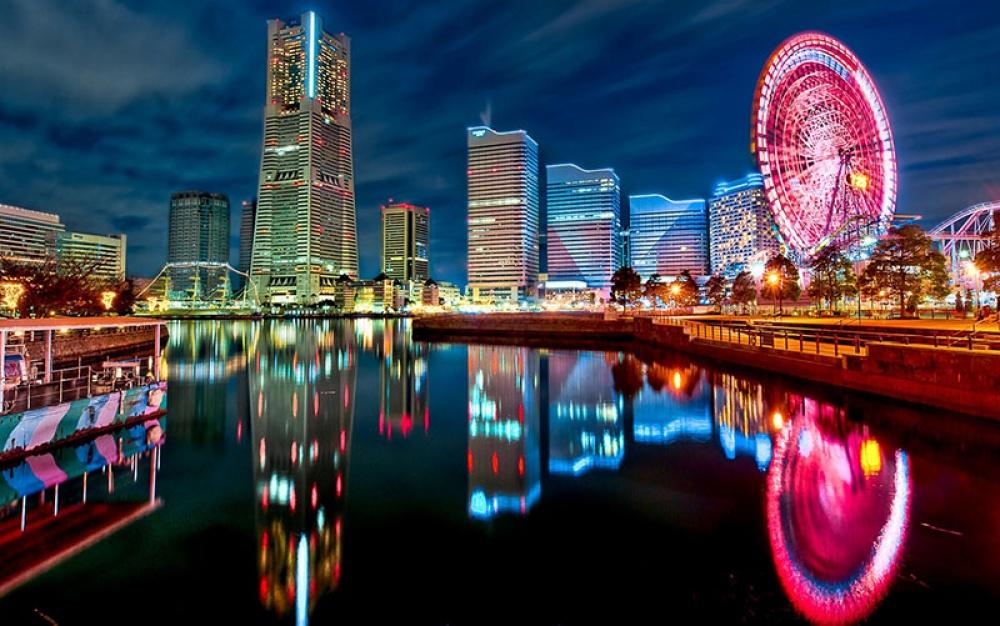Фото, как выглядит самый счастливый город на нашей планете!