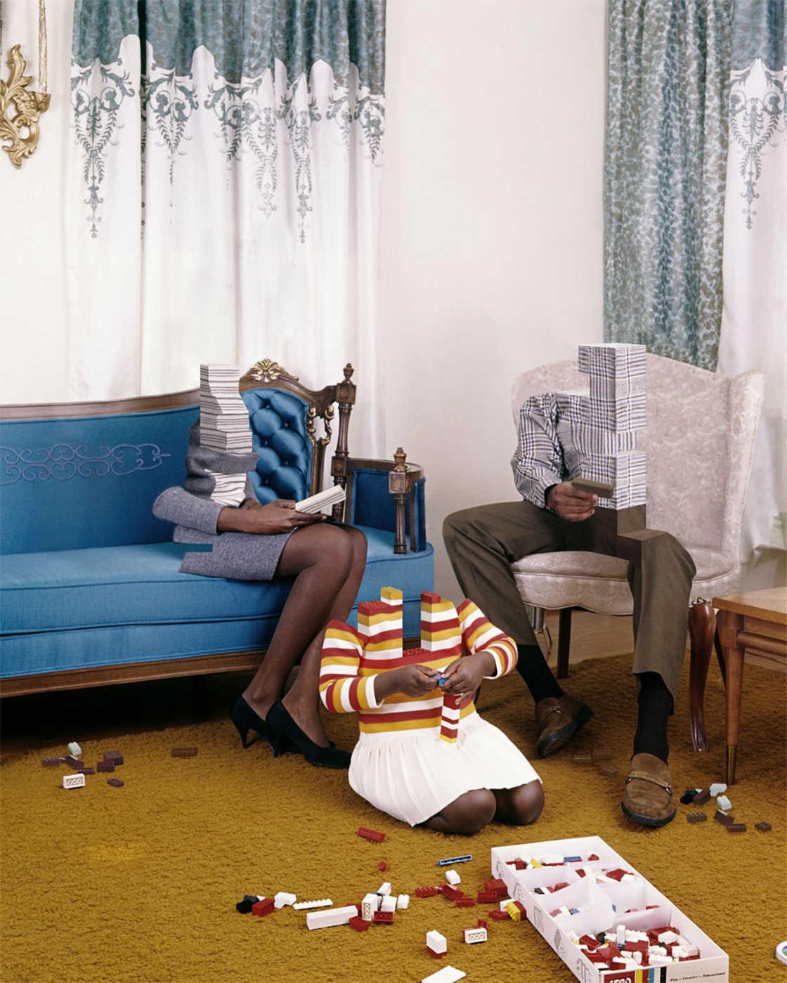 As manipulacoes inusitadas de Weronika Gesicka