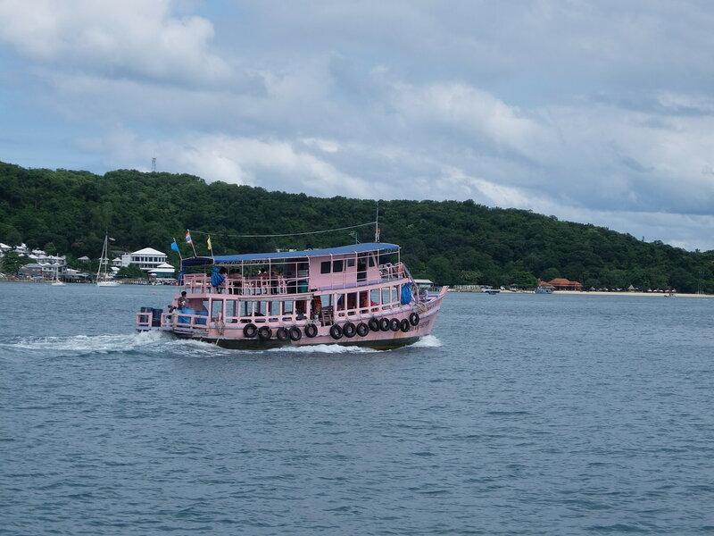 Таиланд - Большая лодка