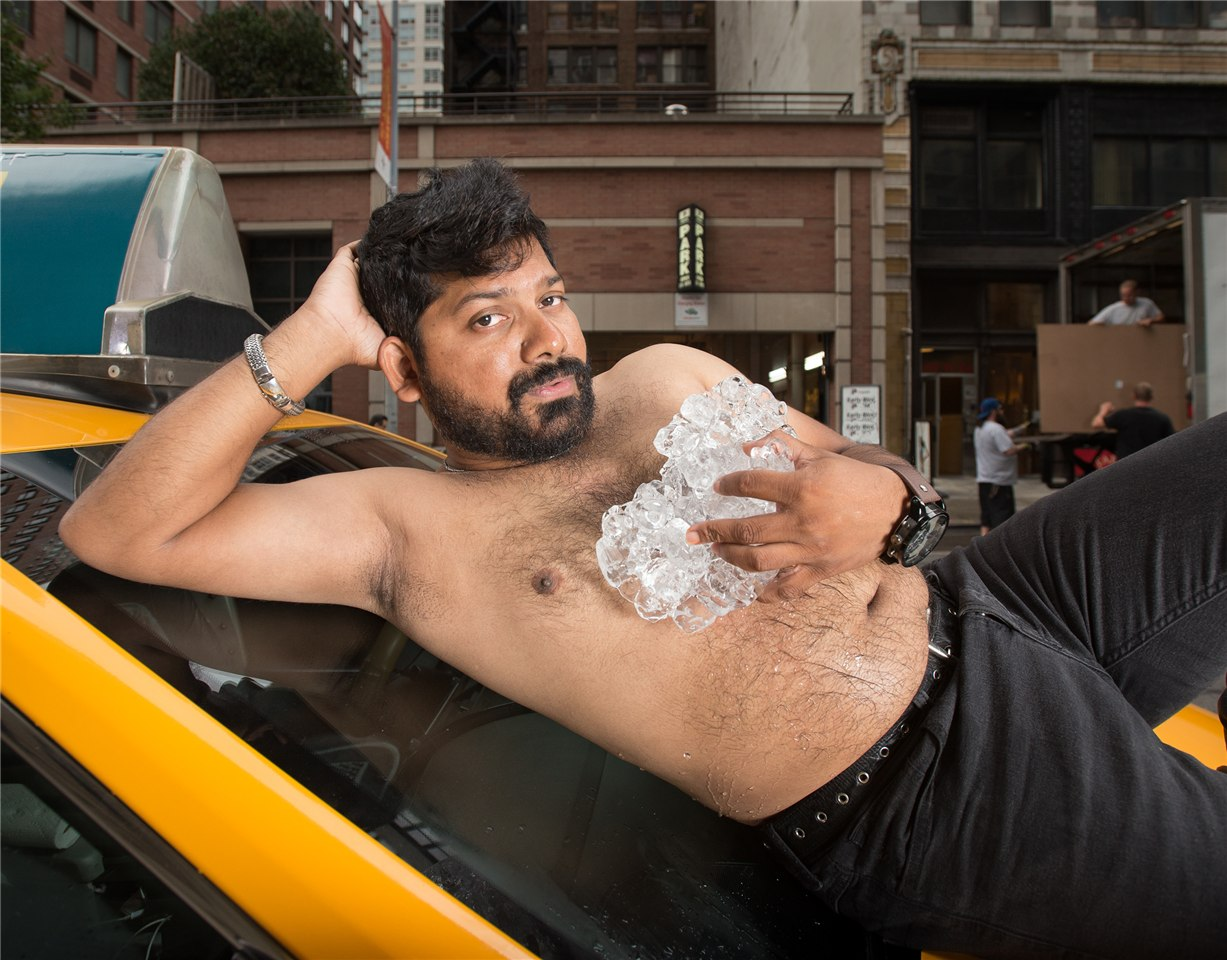 NYC Taxi Drivers calendar for 2017 - Hassan