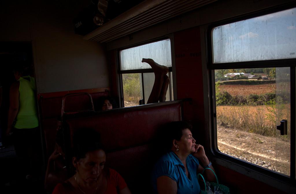 Cuba Trains Photo Gallery