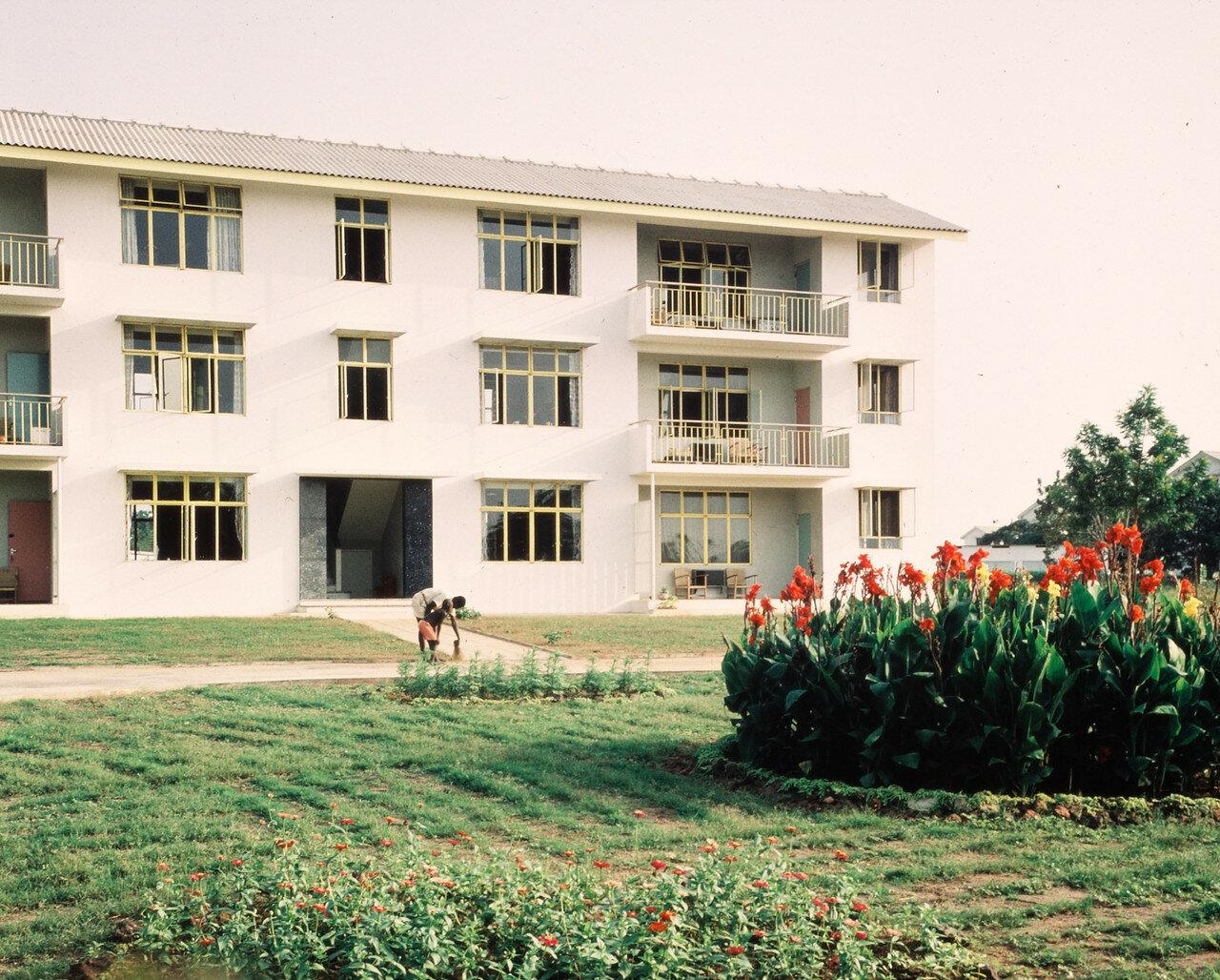 Недавно построенный дом