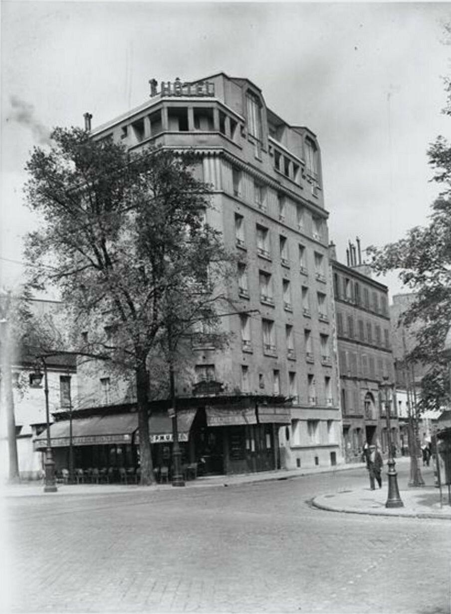 1931. Отель Терраса
