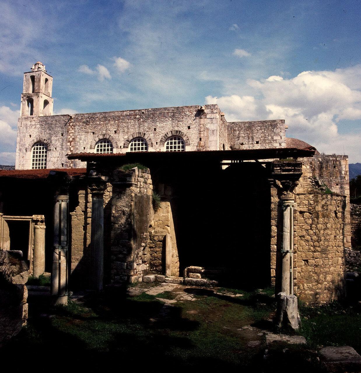 Мира. Церковь Святого Николая. IV в. н.э.