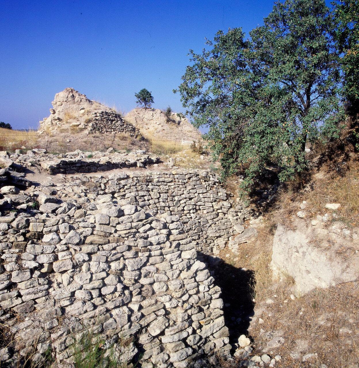 Троя II. Раскопки