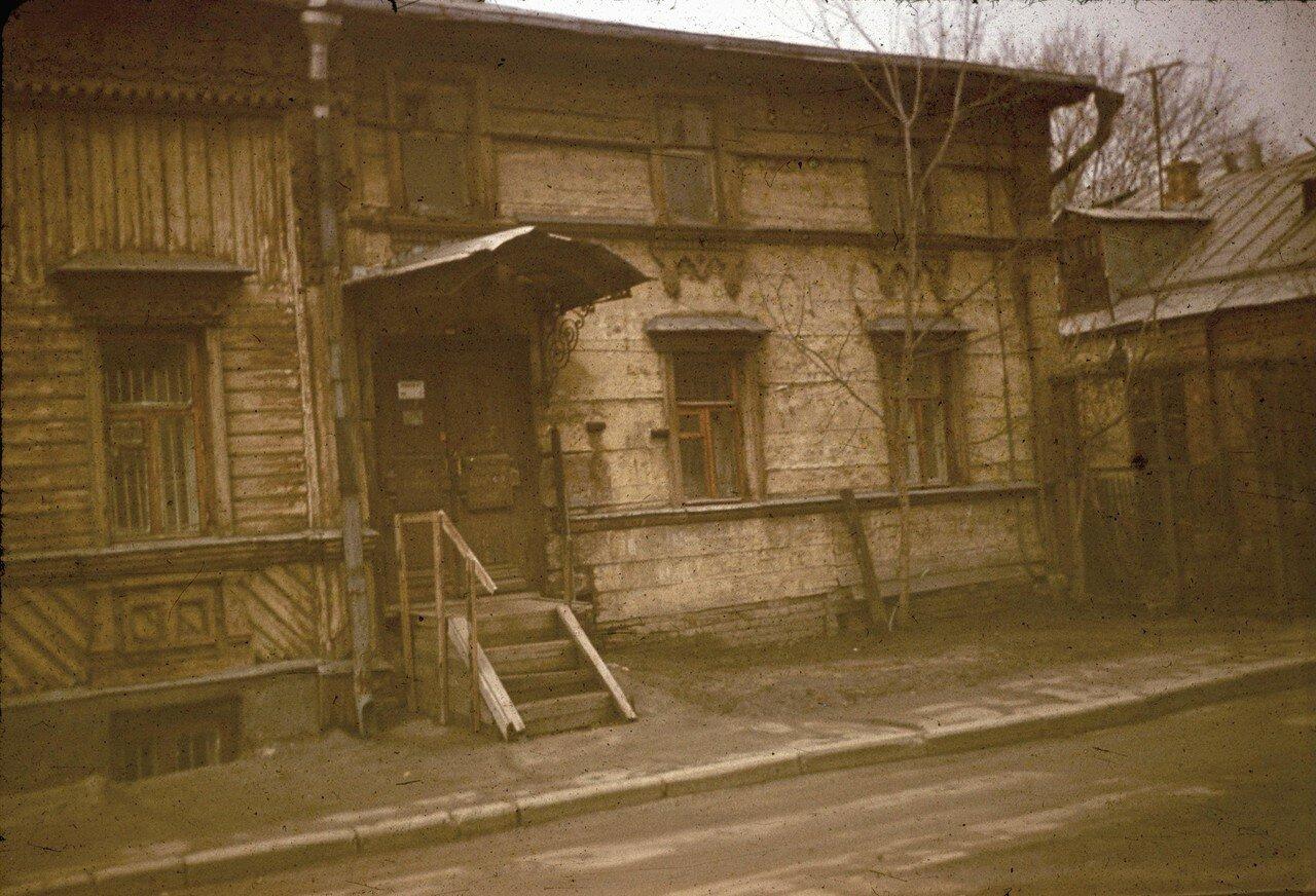 2-й Троицкий переулок, №1 стр.1. Дом братьев Василия и Ивана Недыхляевых