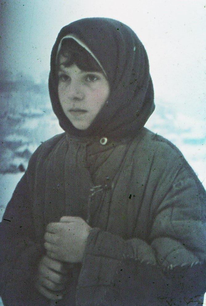 Смоленск, декабрь 1941 года.