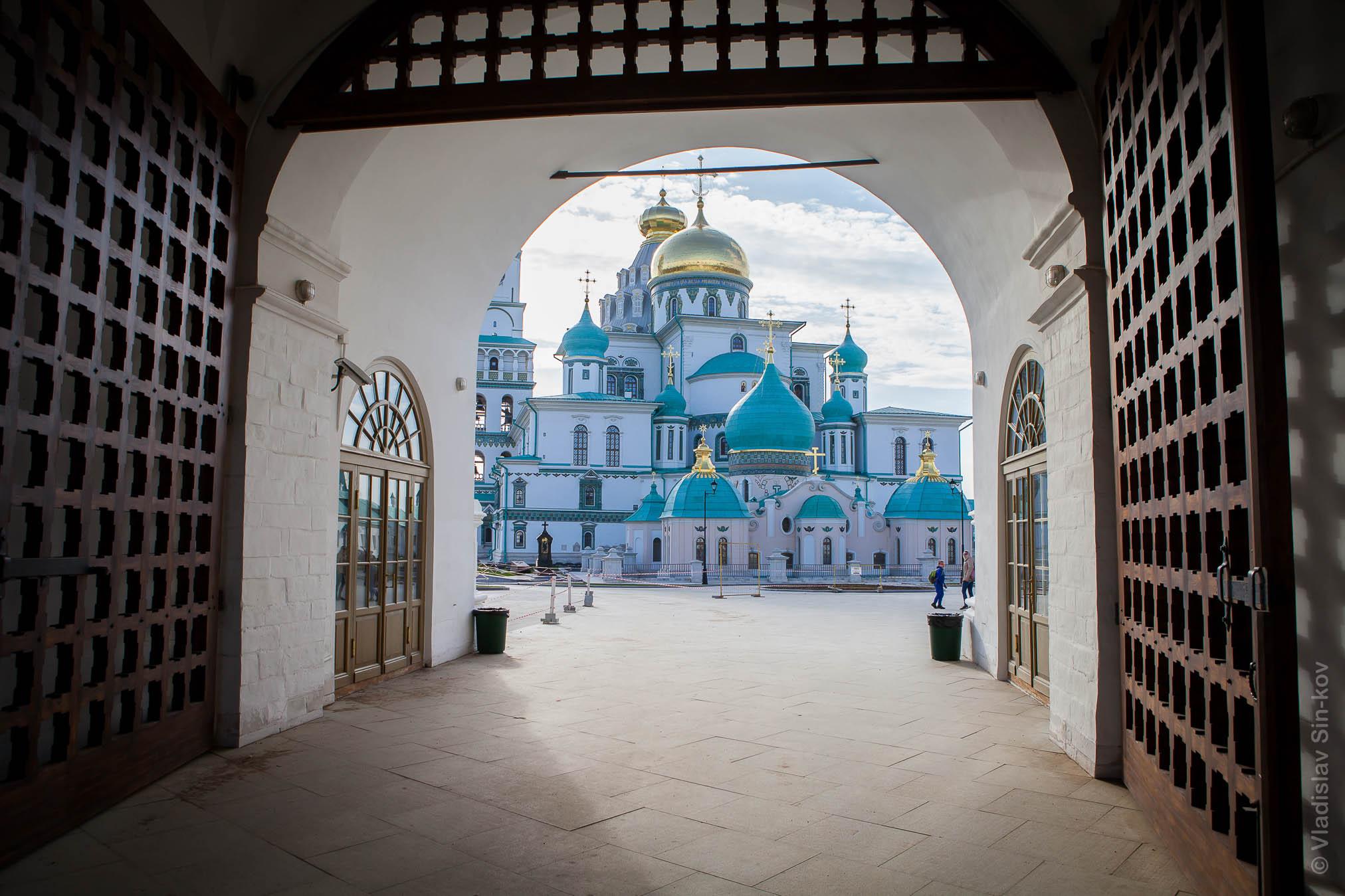монастырь новый иерусалим фото внутри чемпионаты