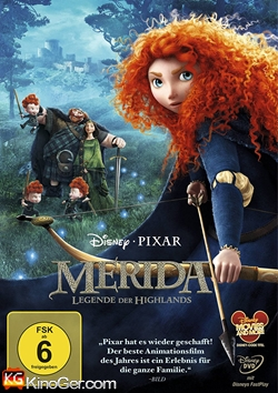 Merida - Legende der Highlands (2012)