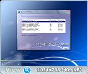 Windows 7 SP1 8 in 1 Blue by Putnik Updated(x86-х64) [1216]