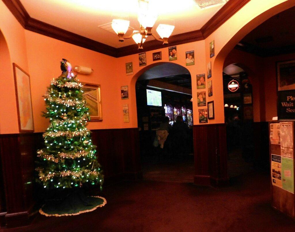 St Brendan Irish Inn.