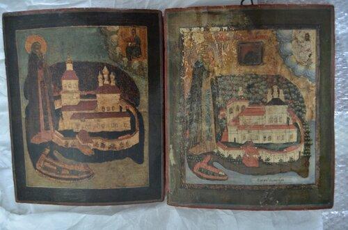 Похитителем старинных икон изНило-Столобенской пустыни оказался смотритель местного музея