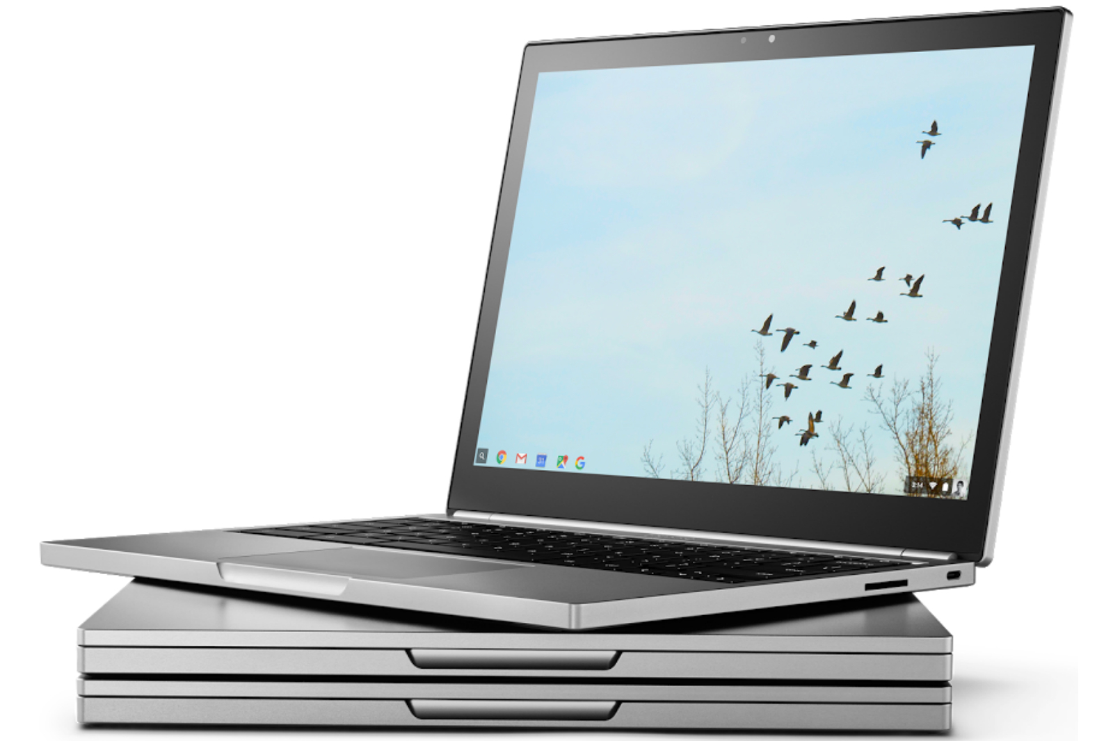 Google прекращает производство ноутбуков Pixel