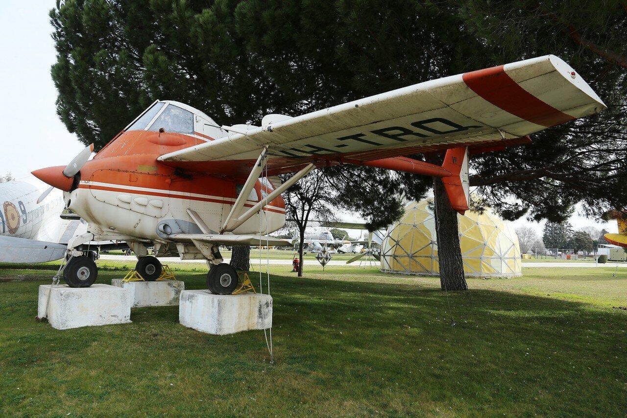 Transavia PL-12 Airtruk (Museo del Aire, Madrid)