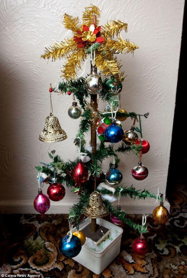 Кажется, на этом дереве шаров больше, чем веток.