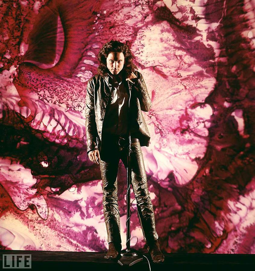 К 1968 году, когда в Нью-Йорке состоялась фотосессия Йеля Джоэла, The Doors уже записали два альбома