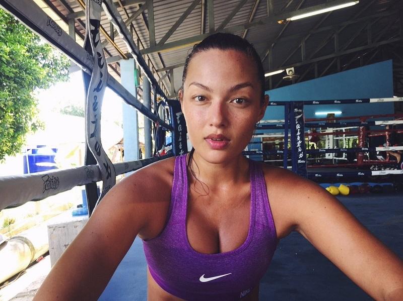 Сама Мия утверждает, что в результате 4 лет занятий смогла увеличить объем тела. Но самое главное —