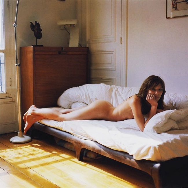 В объектив фотоаппарата француза время от времени попадают и знаменитости.