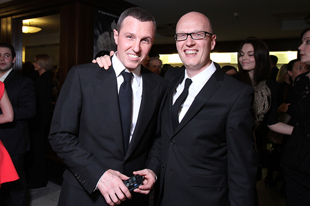 Игорь и Вадим Верники То, что у артиста и телеведущего Игоря Верника есть брат Вадим, не секрет. Но
