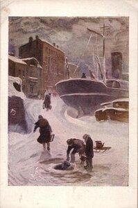 1942. На Неве