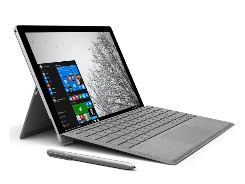 Продажи планшетов сОС Windows увеличились на16 процентов