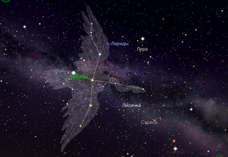 Ученый усомнился вприсутствии инопланетян всозвездии Лебедя