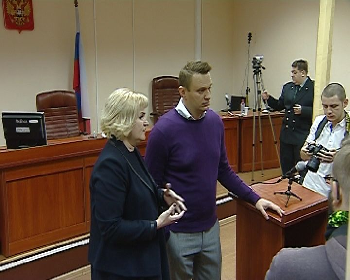 Защита Навального: генпрокуратура ответила ненато ходатайство