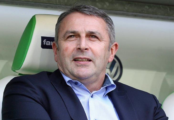 Спортивный руководитель «Вольфсбурга» Аллофс будет уволен